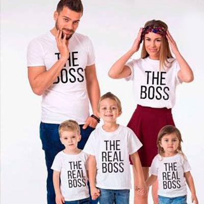 Familien T Shirt bedrucken