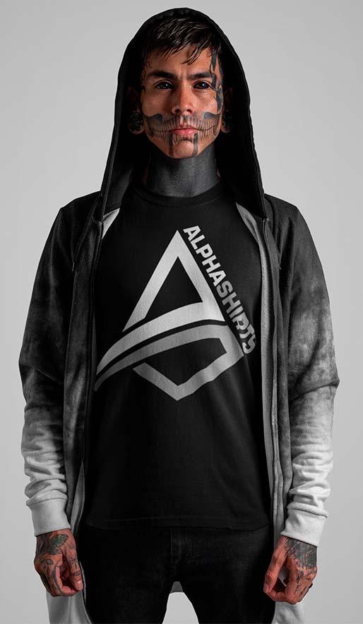 T-Shirt bedrucken Alphashirts