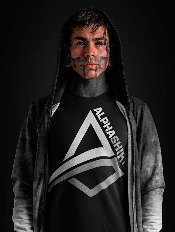 T-Shirt bedrucken online bei Alphashirts