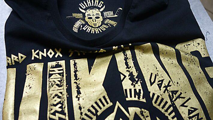 HardKnox T Shirt Druck 2