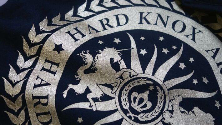 HardKnox T Shirt Druck 3