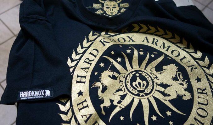 HardKnox T Shirt Druck 6