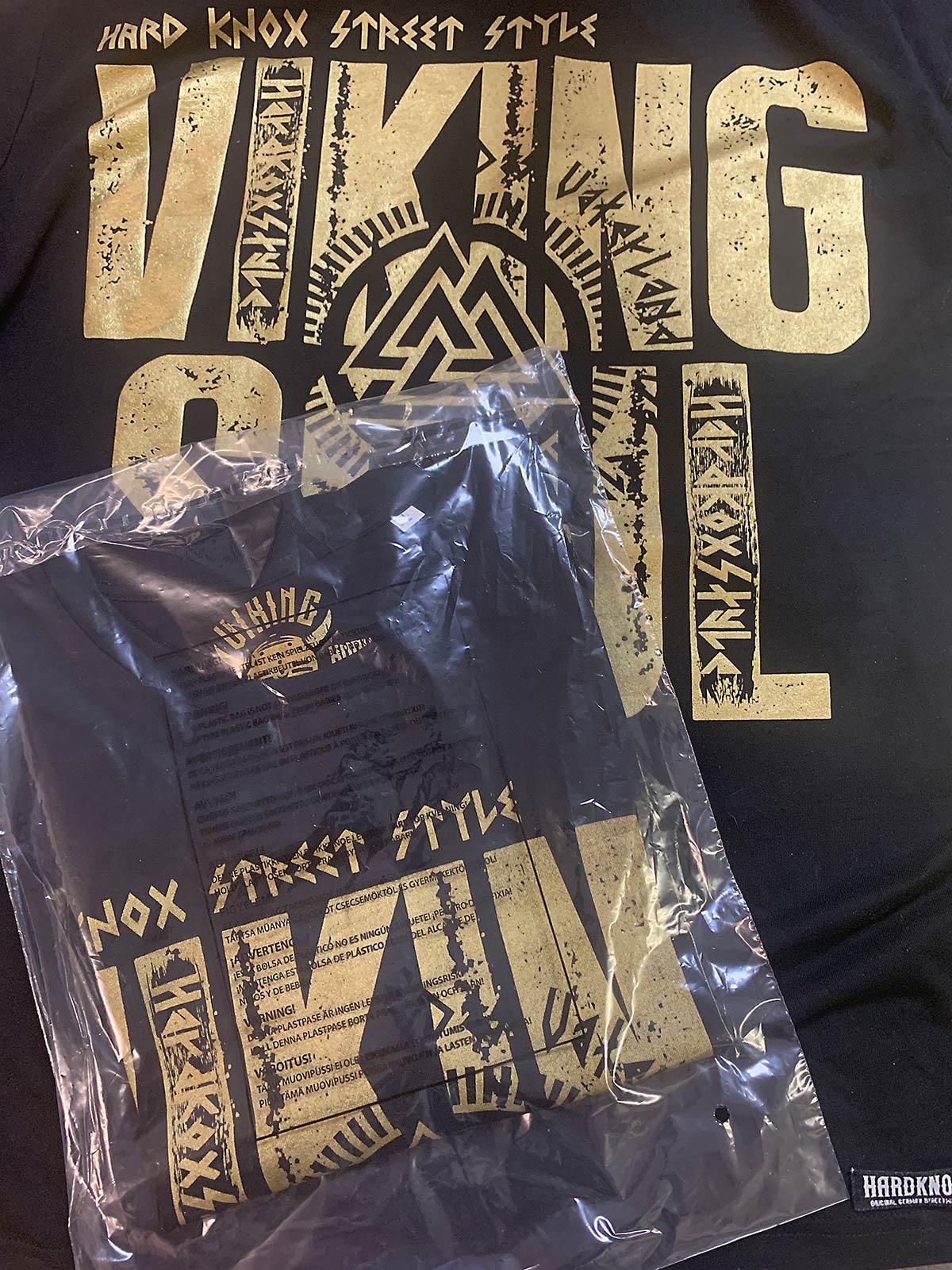 HardKnox T Shirt Druck 9