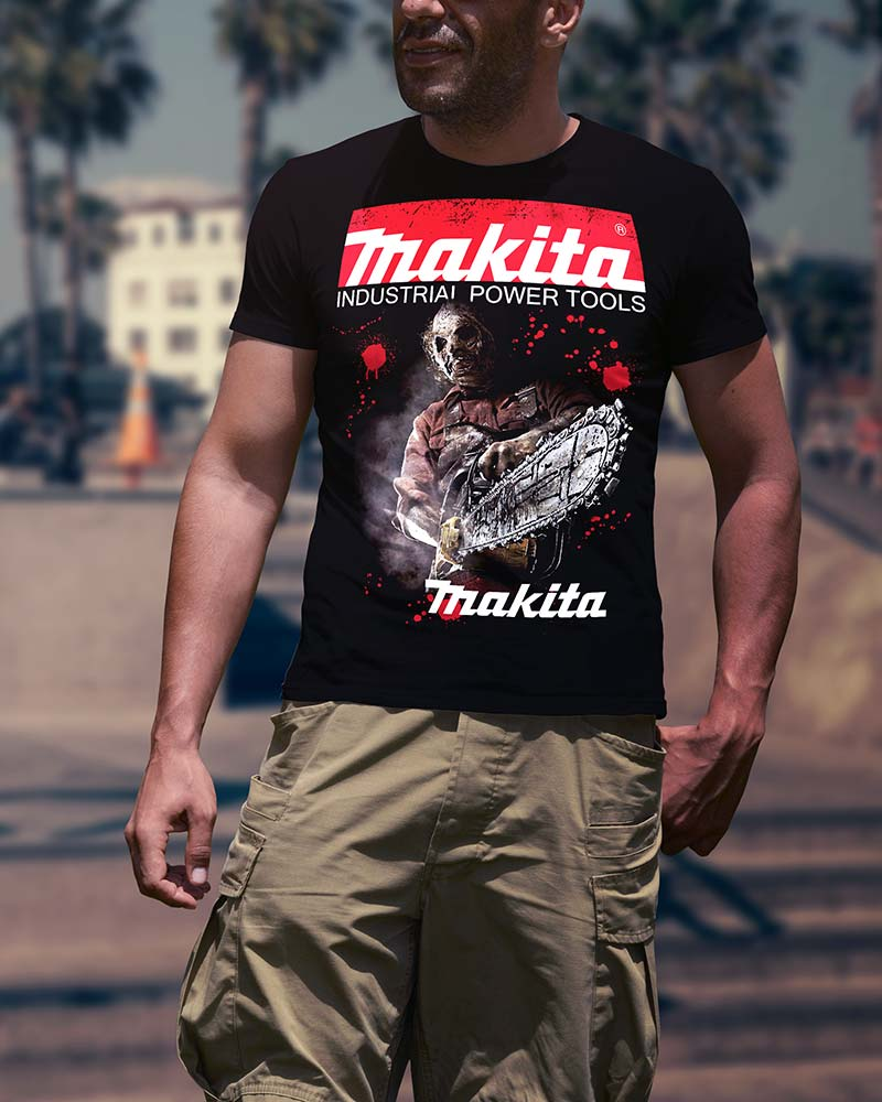 Makita T Shirt 2