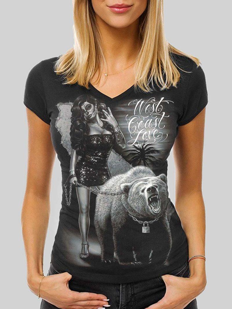 Lady and Bear08V 1