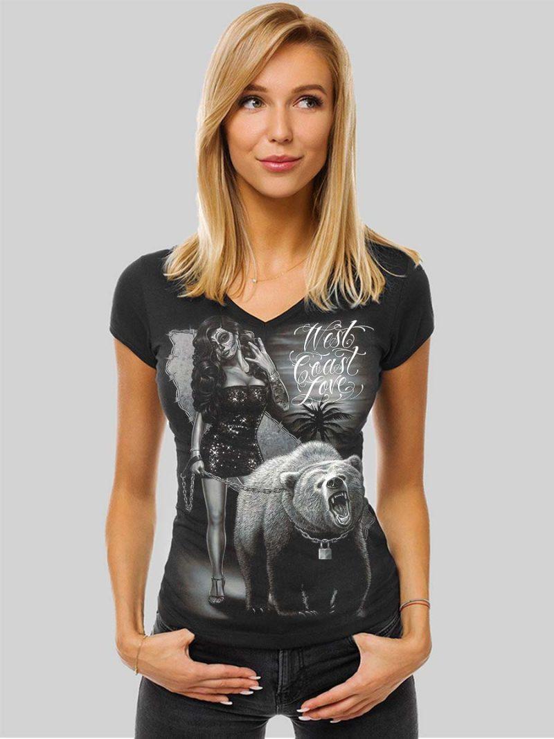 Lady and Bear08V